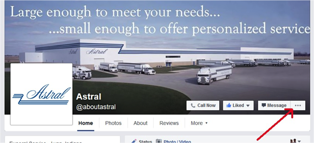 Astral_fb_page
