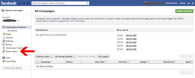 Facebook audience 2